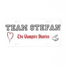 Team STEFAN License Plate