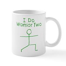 Green Warrior Two Mug
