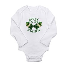 LUCKY TWINS Body Suit