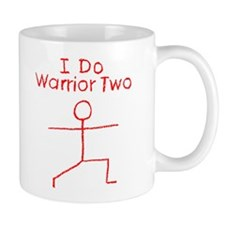 Red Warrior Two Mug