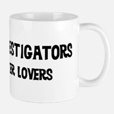Private Investigators: Better Mug