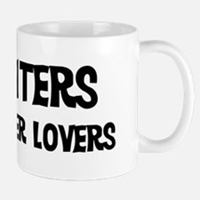 Recruiters: Better Lovers Mug