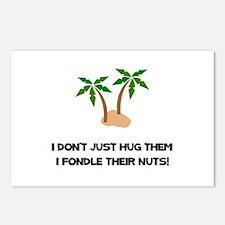 Tree Hug Nuts Postcards (Package of 8)