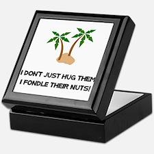 Tree Hug Nuts Keepsake Box