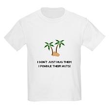 Tree Hug Nuts T-Shirt