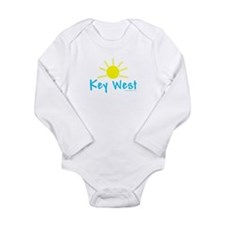 Cute Attractions Long Sleeve Infant Bodysuit
