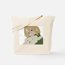 Canada and Kumajiro Tote Bag