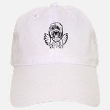 Angel Beardie Baseball Baseball Cap
