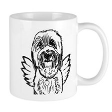 Angel Beardie Mug