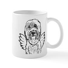 Angel Beardie Mug