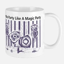 Aint No Party Like A Magic Pa Mug