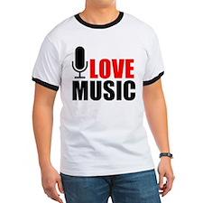 I LOVE MUSIC T
