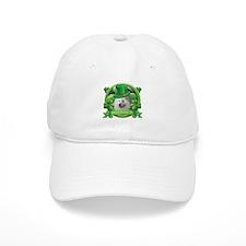 Happy St. Patrick's Day Samoy Baseball Cap