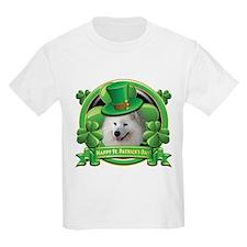 Happy St. Patrick's Day Samoy T-Shirt