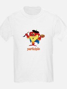 Kids Participle T-Shirt