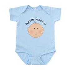 Future Teacher Baby Infant Bodysuit
