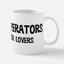 Camera Operators: Better Love Mug