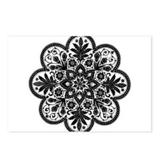 Bohemian Daisy - Postcards (Package of 8)