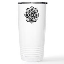 Bohemian Daisy - Travel Mug