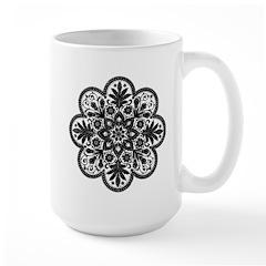 Bohemian Daisy - Mug