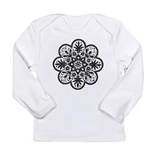 Bohemian Daisy - Long Sleeve Infant T-Shirt
