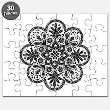Bohemian Daisy - Puzzle