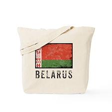 Vintage Belarus Tote Bag