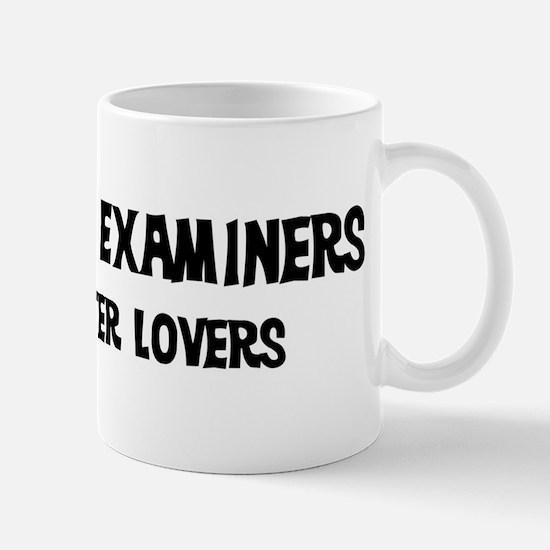 Polygraph Examiners: Better L Mug