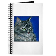 "Tabby Cat ""Nick"" Journal"