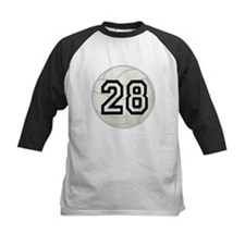 Volleyball Player Number 28 Tee