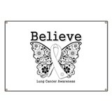 Lung cancer Banners