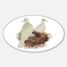 Doves Nest Decal