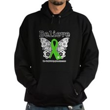 Believe Non-Hodgkins Lymphoma Hoodie