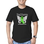 Believe Non-Hodgkins Lymphoma Men's Fitted T-Shirt