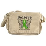 Believe Non-Hodgkins Lymphoma Messenger Bag