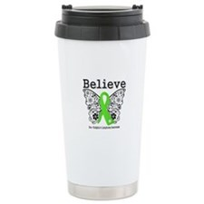 Believe Non-Hodgkins Lymphoma Travel Mug