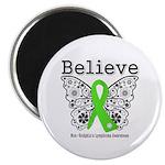 Believe Non-Hodgkins Lymphoma Magnet