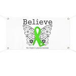 Believe Non-Hodgkins Lymphoma Banner