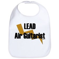 Unique Air guitarist Bib