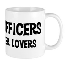 Police Officers: Better Lover Mug