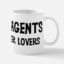 Travel Agents: Better Lovers Mug