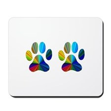 2 PAWS Mousepad