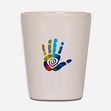 Massage Hand Shot Glass