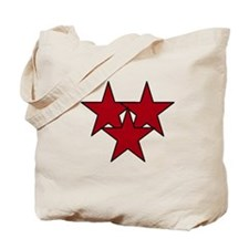 STARS Tote Bag Carry-All Mania Humor