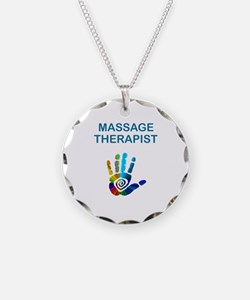 MASSAGE THERAPIST Necklace