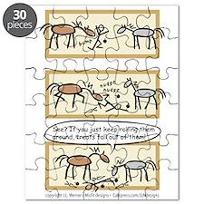 Horse Treats Puzzle