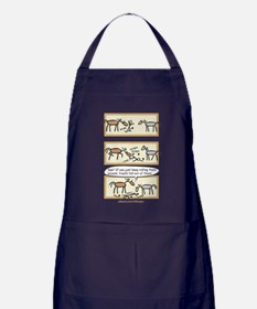 Horse Treats Grooming Apron (dark)