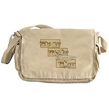 Horse Treats Messenger Bag