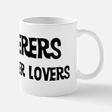 Plasterers: Better Lovers Mug