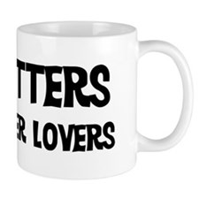 Tile Setters: Better Lovers Mug